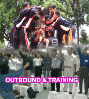 Paket outbound & training